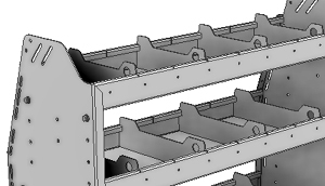 Picture for category Shelving modules