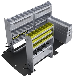 "60-FT12-H1 HVAC Package for Ford Transit 130"" Wheelbase Medium Roof"