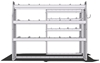 """60-NN11-C2 XL Contractor Package for Nissan NV200 Compact Cargo 115"""" WB Regular Roof"""