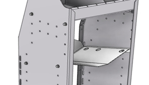 Picture for category Refrigerant shelf units