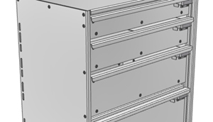 Picture for category Tool drawer cabinets