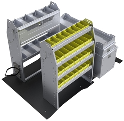 "60-FC21-H1 HVAC Package for Ford Transit 2014+ 104"" WB Regular Roof"