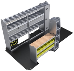 """60-MS12-S1 Service Package for Mercedes-Benz Sprinter 144"""" Wheelbase High Roof"""