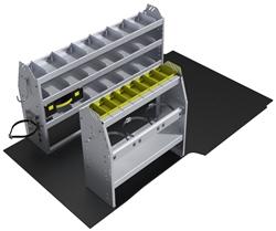 "60-RT11-H1 HVAC Package for Ram C/V Tradesman 121"" WB Std. Roof"