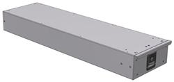 "11-3406-0 Drawer Cabinet 13.5""Wide x 48""Deep x 6""High"