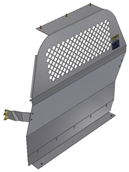 10-NN01-122 Mesh Contoured Partition for NV200 Std. Roof