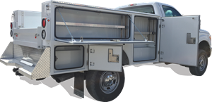 Picture for category Truck Service Bodies